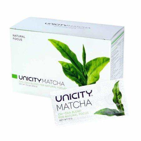 Unicity-Matcha-Focus