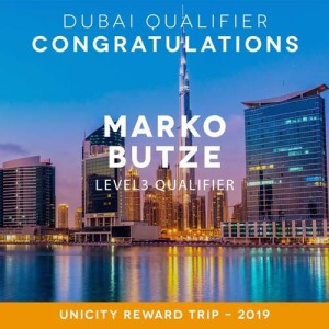 Unicity Reward trip Dubai