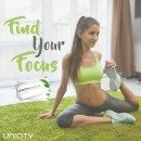 Find Your Focus mit Unicity Matcha Focus