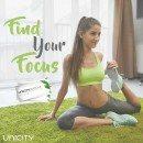 Find Your Focus mit Unicity Matcha Focus