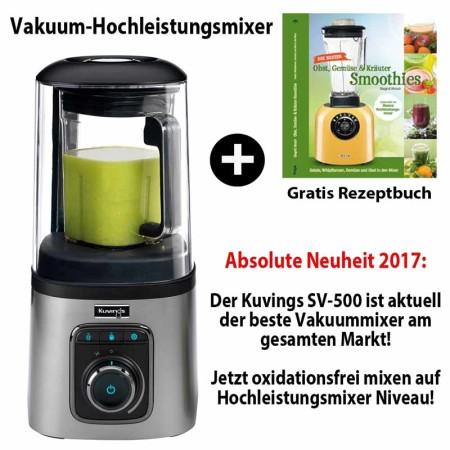 Kuvings-Vakuummixer-SV-500-gruenersmoothie