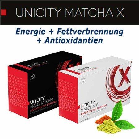 Unicity Matcha X