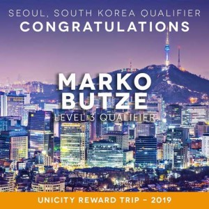 Unicity Rewardtrip-Korea
