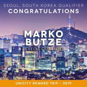 Unicity Rewardtrip-Korea
