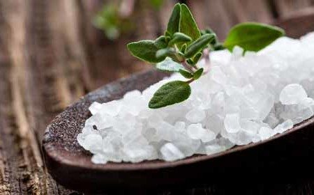 Xucker, Salz, Mineralien, Kokosöl, uvm.
