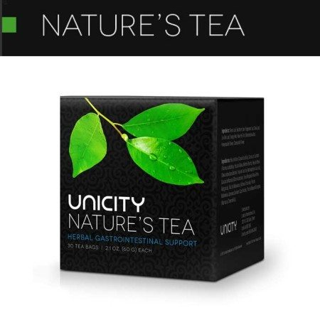 Unicity Natures Tea
