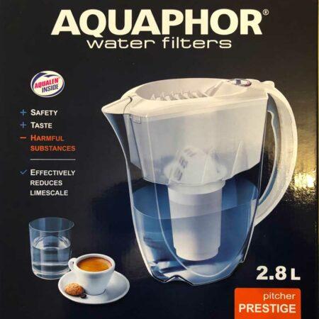 Aquaphor-Kannenfilter-Prestige-weiss