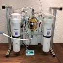 Umkehrosmosesystem GP-500-QuickChange mit UMH Master -TDS-Monitor-abgenommen