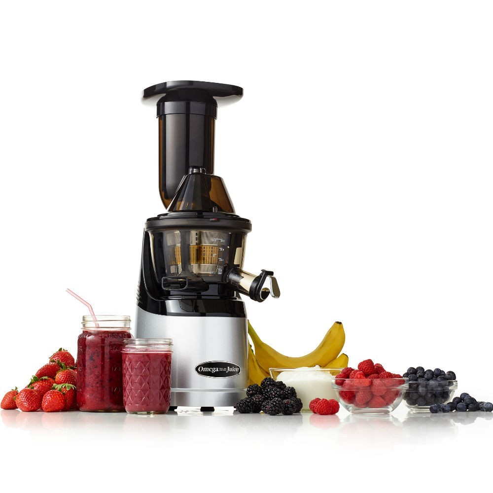 Omega MegaMouth Whole Slow Juicer GrunePerlen.com