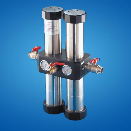 Carbonit-Quadro-Hauseingangsfilter