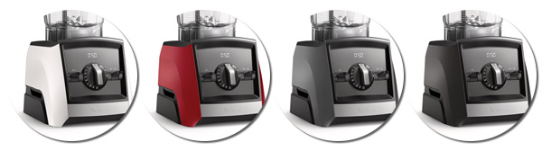 Vitamix Ascent Serie Farben