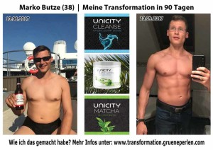 Meine Transformation in 90 Tagen