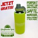 Glasflasche Lara-GP-Edition-Gratisbeigabe