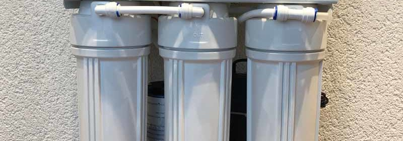Osmosefilter-600GPD-Direktfluss