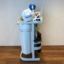 Osmosefilter-600GPD-Direktfluss Seitenansicht