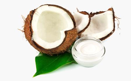 Kokosnussprodukte