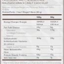 Naehrwerte-LC-SNAP-Choco