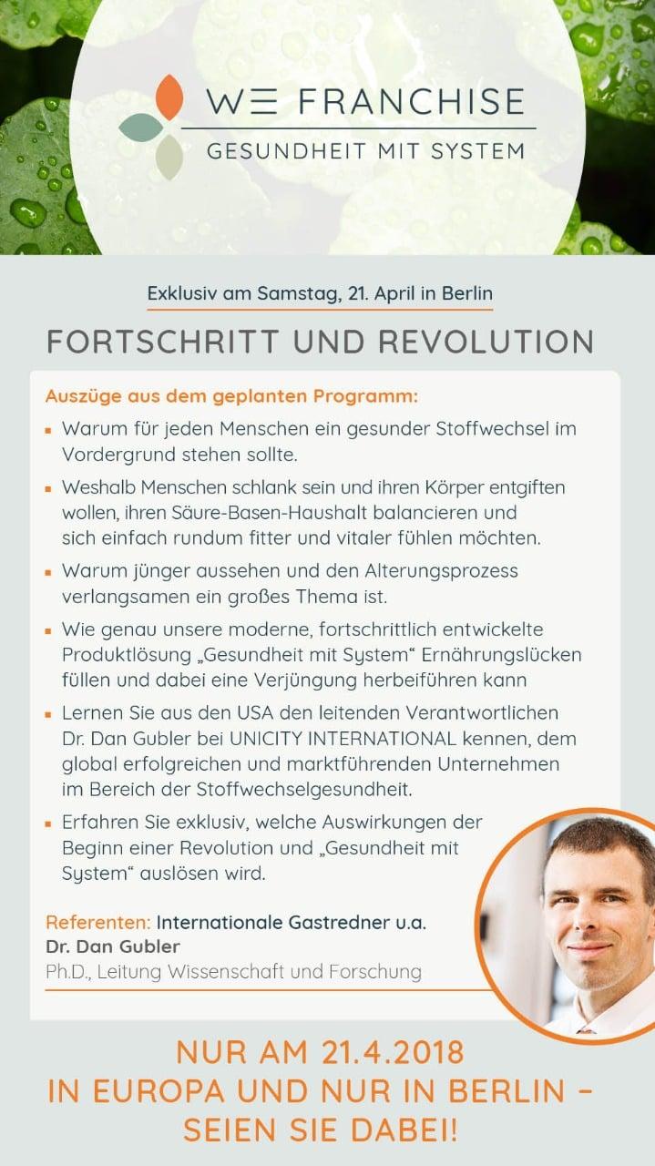 Fortschritt & Revolution