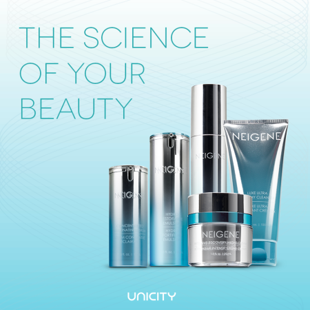 Unicity Neigene Pflegesystem