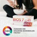 Unicity Bios7 Mikrobiom Vielfalt