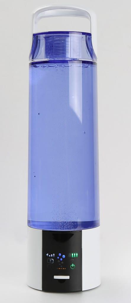 Highdrogen Age2 Go Wasserstoffbooster -mit-PEM-Zelle-mit-BPA-freiem-Drueckgefaess