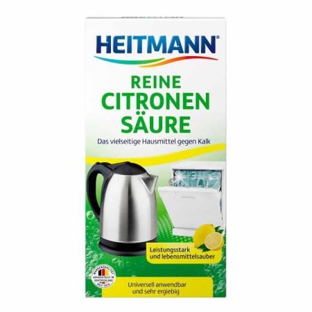 Zitronensaeure zum Entkalken und Reinigen