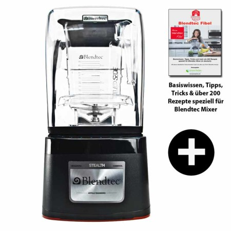 Blendtec-Stealth Professional 875 + 885