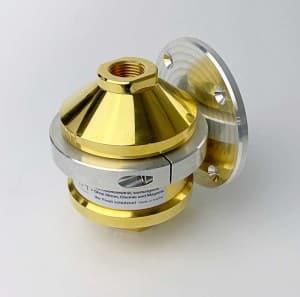 UMH-Master-1/2 Zoll Gold-mit-Wandhalterung