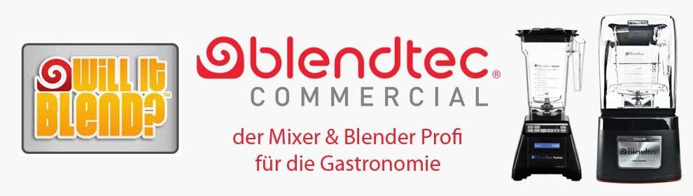 Blendtec-commercial Gewerbe Blender