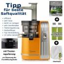 Slow Juicer Sana-EUJ-828-orange