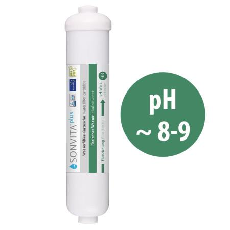 Sonvita Kartusche pH-Wert Korrektur