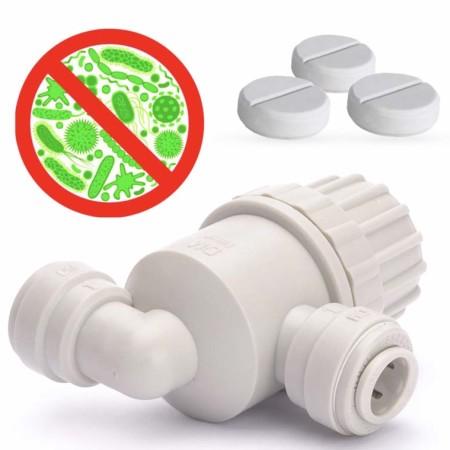 Desinfektionsset für Wasserfilteranlagen