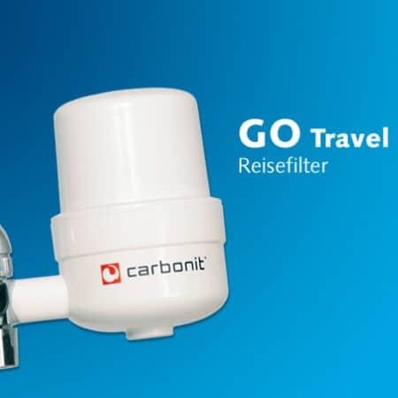 Carbonit GoTravel Reisefilter