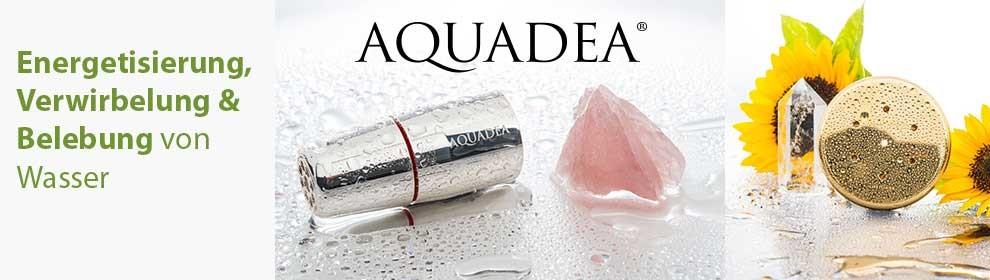 Aquadea-Wasser-Wirbler-Wirbelduschen