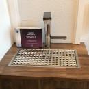 AquaVolta-Elegance-Untertisch-Wasserionisierer-Bedienhahn