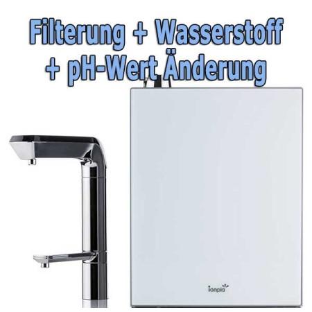 AquaVolta-Elegance-Wasserionisierer-Untertisch