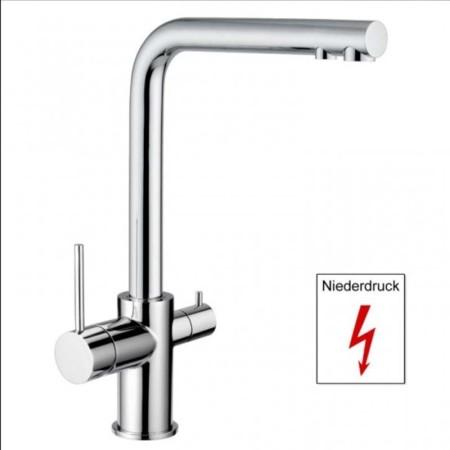 Designer-3-Wege-Wasserhahn-Hugo-Niederdruck