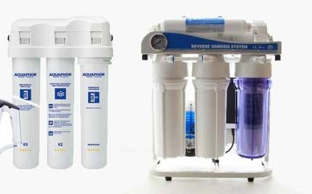 Osmosefiltersysteme