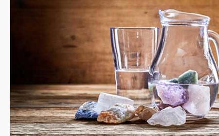 einfache Verwirbler, Edelsteine & EM zur Wasserbelebung