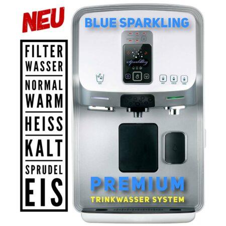 BlueSparkling-Premium Trinkwasser Filtersystem
