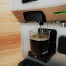 Bluecafe Trinkwassersystemmit 5 Wassersorten & Kaffee