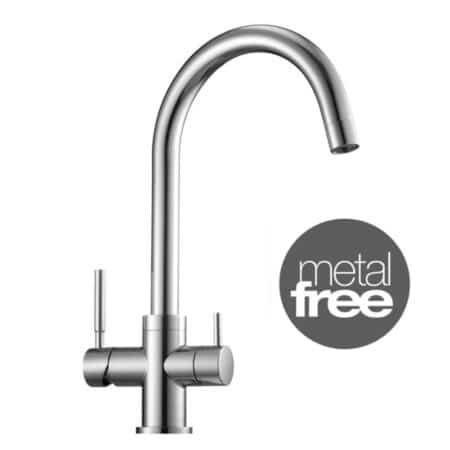 Sigma-metal-free-Drei-Wege-Wasserhahn