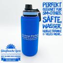 Glasflasche Lara-GP-Bluewater Edition-free